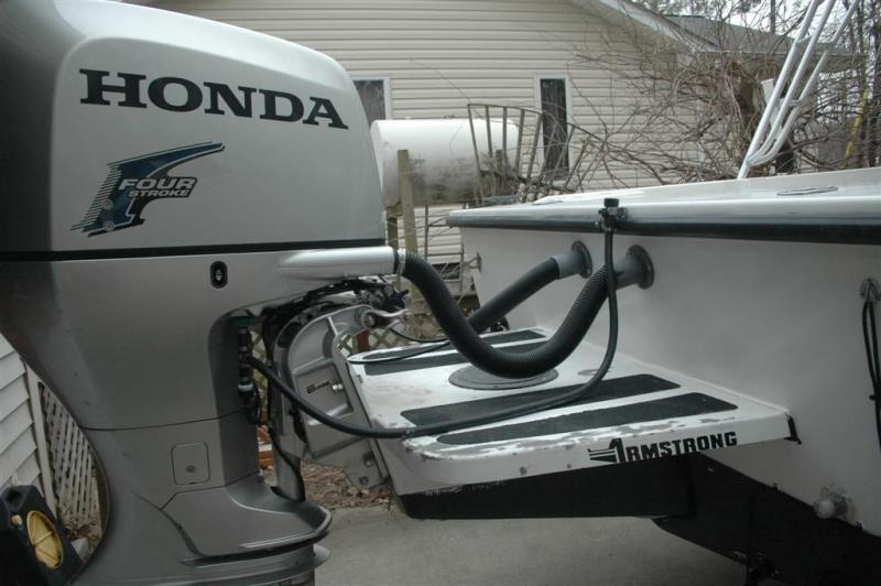 honda 130 outboard problems