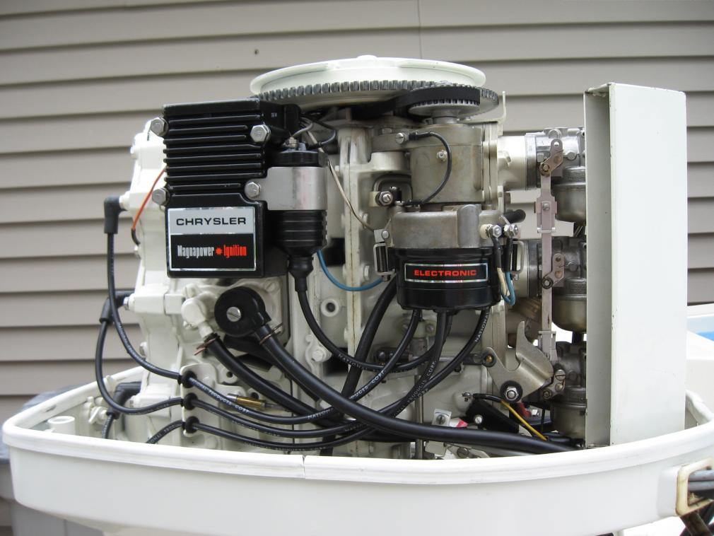 chrysler 75 hp? | 75 Hp Chrysler Outboard Wiring Diagram |  | MarineEngine.com