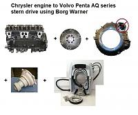 Click image for larger version.  Name:Chrysler engine to AQ series.jpg Views:13 Size:47.1 KB ID:20303
