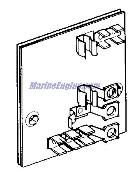 Control Box Wiring Kit Electrical 1981 Accessories For 1981 Johnson