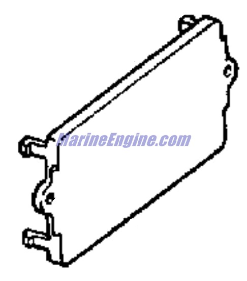 Johnson Power Trim/tilt Electrical Parts for 1985 140hp ... on